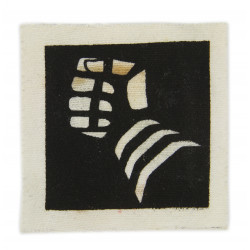Patch, 6th Armoured Division Formatin, Printed
