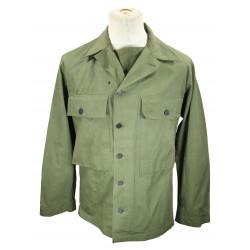 Jacket, HBT, 38R, US Army