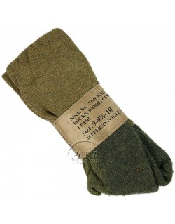 Socks, wool, 1943