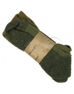 Socks, wool, 1943