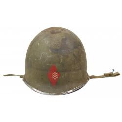 Helmet M1, T/4, 5th Inf. Div.