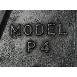 Agrafeuse US, Model P4
