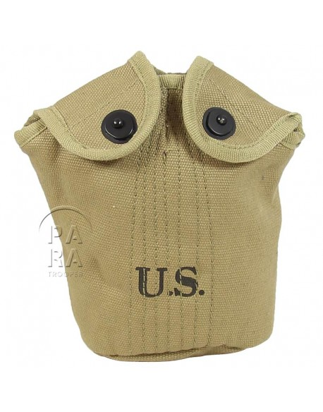 Cover, Canteen, mounted