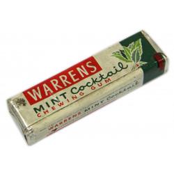 Paquet de chewing-gum, Warrens
