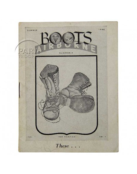 Magazine, BOOTS, 1946