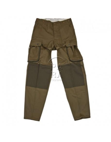 Trousers, Parachutist, M-1942, reinforced