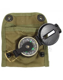 Compass + pouch