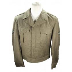 Jacket, Ike, 42S, 1944