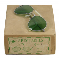 Lunettes de soleil US, type Ray-Ban, Spectacles by American Optical