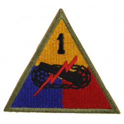 Patch, 1st Armored Division