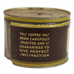 Tin Can, Coffee, Super Value
