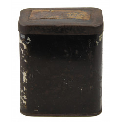 Tin, 6 Green Flares, 1 Inch, British, 1942