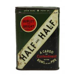 Box, American Tobacco, Half and Half