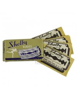 Blades, Razor, Shelby