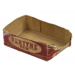 Box, Chewing Gum, Dentyne