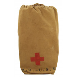 Bag, Canvas, Medical Department, US Navy, Gun Bag