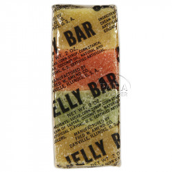 Fruit Bar, K-Ration, Jelly Bar