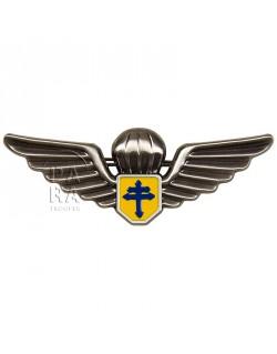 Insigne Parachutistes de la France Libre