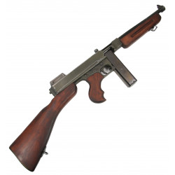 Thompson M1928A1, Weathered