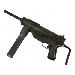 "Pistolet-mitrailleur USM3 ""Grease Gun"", 1er Type, aspect patiné"