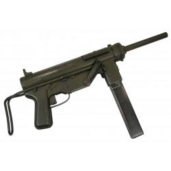 Submachine Gun M3, 'Grease Gun', 1st type, Weathered