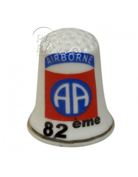 Thimble, 82nd airborne