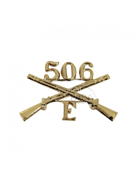 Insigne de col Easy 506e PIR