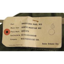 Pads, Shoulder, M3, OD, with Label