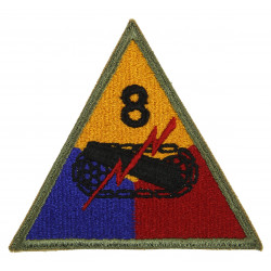Patch, 8th Armored Division