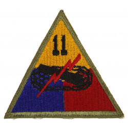 Patch, 11th Armored Division