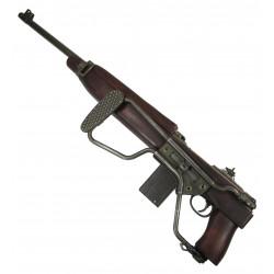 Carbine, Parachutist, USM1A1, folding stock, Weathered