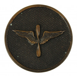 Disk, Collar, Air Service, WWI