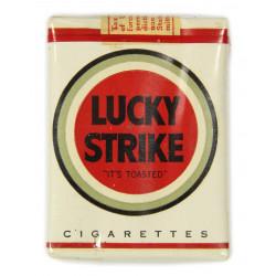 Cigarette Pack, Lucky Strike
