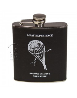 Flask, D-Day Experience