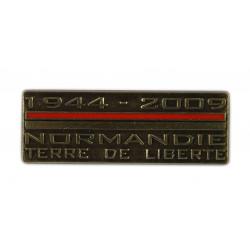 Badge commémoratif, 65e anniversaire du débarquement (2009)