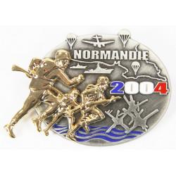 Médaille commémorative, 60e anniversaire du débarquement (2004)