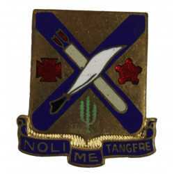 Crest, 2nd Inf. Rgt., 5th ID, à vis