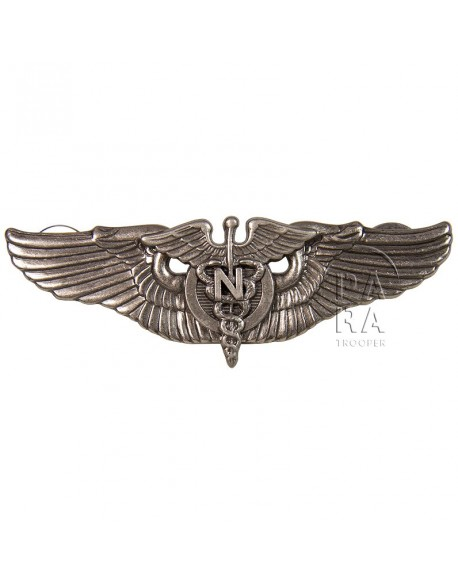 Flight nurse wings