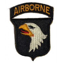 Patch, Shoulder, 101st Airborne Division, Type 10, 1 pce