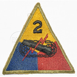 Patch, 2nd Armored Division