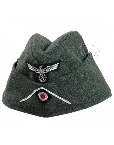 Cap, Field, EM, WH, infantry