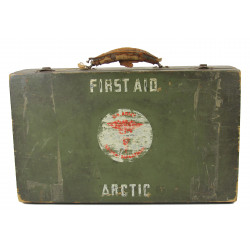 Container, for Kit, First-Aid, Arctic, Item No. 9766200, USAAF