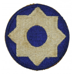 Patch, 8th Service Command