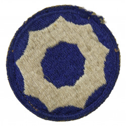 Patch, 9th Service Command