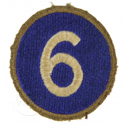 Patch, VI Corps, US Army, 1943