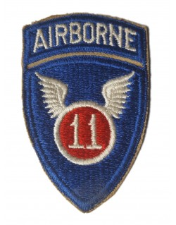 Patch, shoulder, 11th Airborne Division