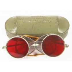 Goggles, Rochester Optical, MFG. Co., USAAF