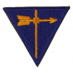 Insigne de manche spécialiste météo, USAAF