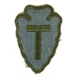 Insigne 36e Division d'Infanterie, OD border