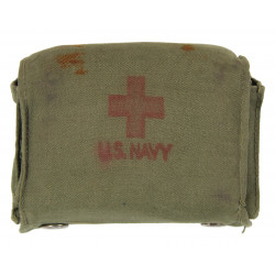 First-aid kit, US Navy pilot, Conray, complete
